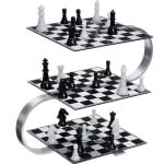 Three Dimensional Chess Game