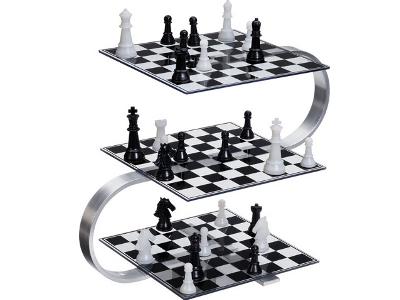 Three dimensional chess game - Tri dimensional chess ...