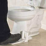 Toilet Seat Lifting Pedal 2