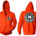 Dragon Ball Z Hoodie (Kame Symbol)