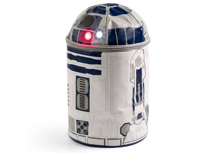 R2-D2 Thermos Lunch Bag (With Lights & Sounds)