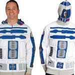 R2-D2 Zip Up Hoodie