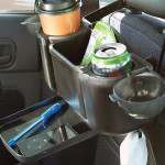 Backseat Food Tray