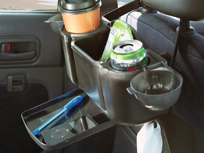 Backseat Food Tray