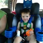 Batman Car Seat 1