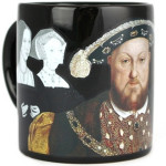 Henry The 8th Disappearing Wives Mug