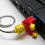 Lego USB Flash Drive 4GB 4