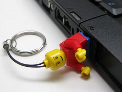 Lego USB Flash Drive 4GB 1