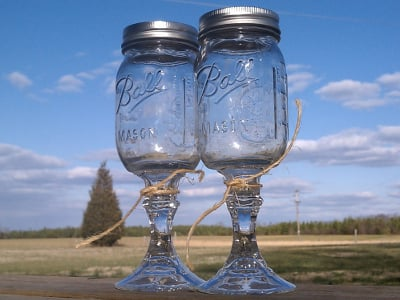 Redneck Wine Glass