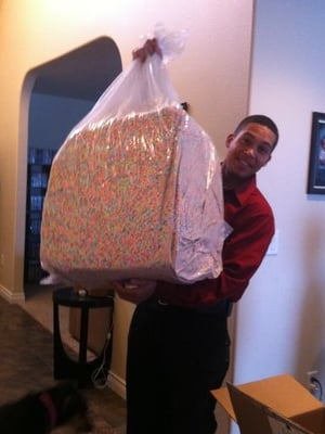 8 Pounds of Cereal Marshmallows