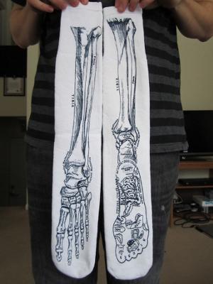 Anatomical Socks