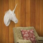 Cardboard Animal Trophies