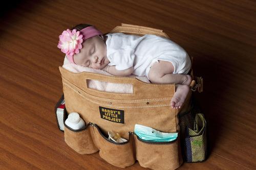 Daddy Tool Belt Diaper Bag 1