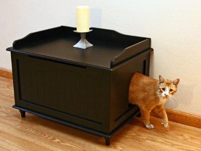 Designer Litter Box