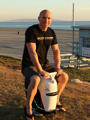 Electric Self Balancing Unicycle