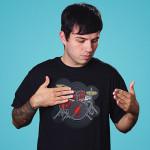 Electronic Drum Shirt