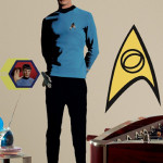 Huge Spock Wall Decal