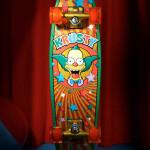 Krusty Skateboard