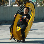 Motorized Monocycle