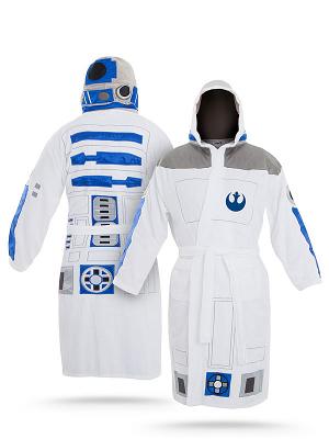 R2D2 Robe