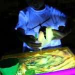 Glow In The Dark Sand