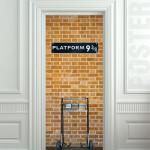 Platform 9 34 Decal