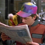 Replica Marty McFly Hat