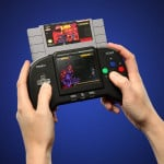 SNES and NES Portable Game System
