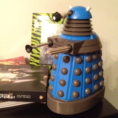 Talking Dalek Bank