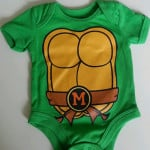 Teenage Mutant Ninja Turtles Onesie