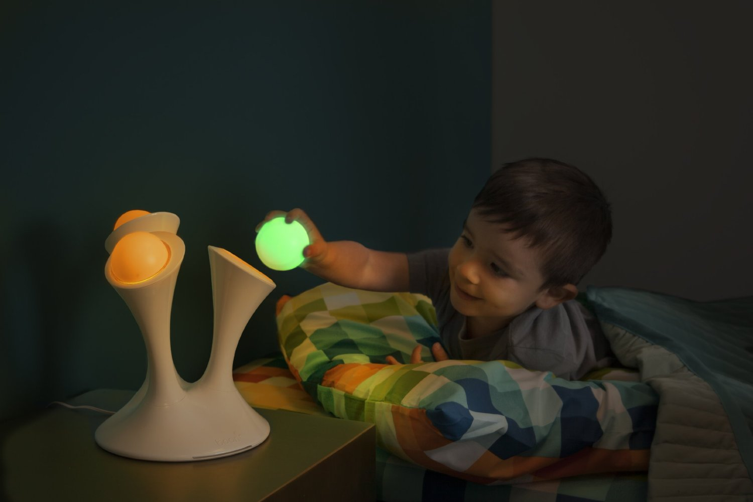 Night Light With Removable Ball Lights 1