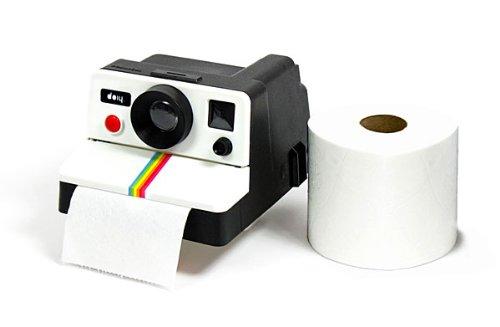 Polaroid Toilet Paper Holder1