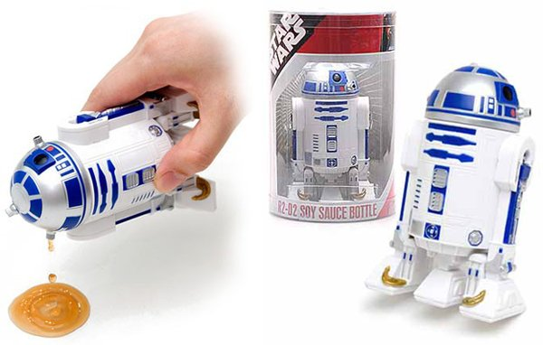 R2-D2 Soy Sauce White