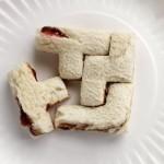 Tetris Sandwich Cutter 10