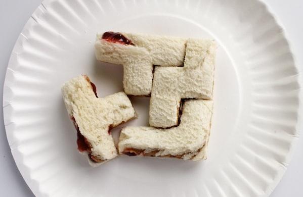 Tetris Sandwich Cutter 1
