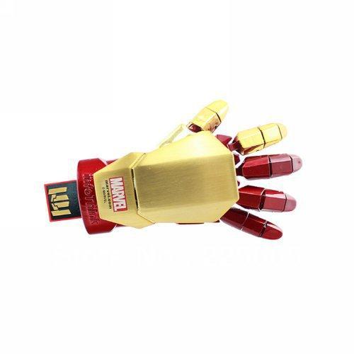16GB Iron Man USB Flash Drive 1