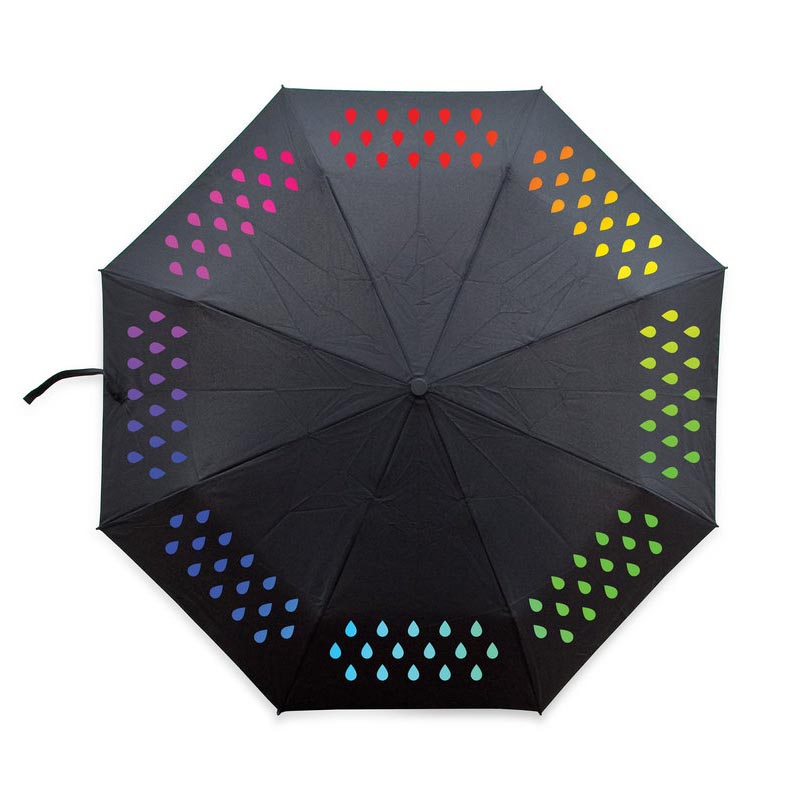 Colour Change Umbrella 1