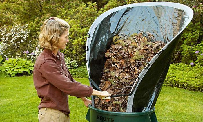 Leaf Loader Lawn Clean-Up Tool 1