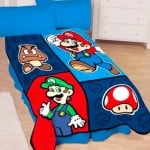 Nintendo Super Mario Throw 4
