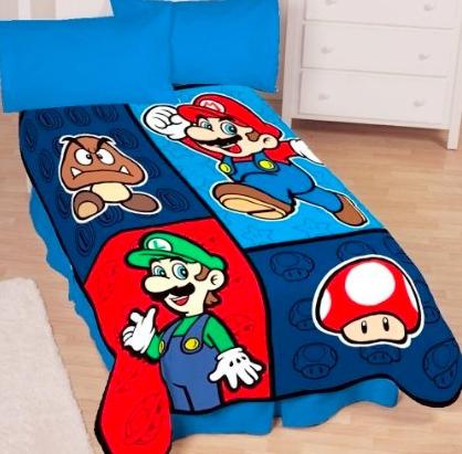 Nintendo Super Mario Throw 1