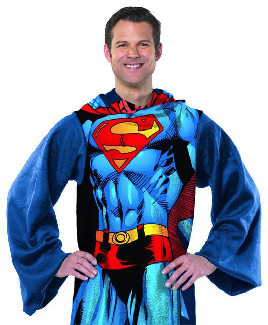Superman Comfy Throw 1
