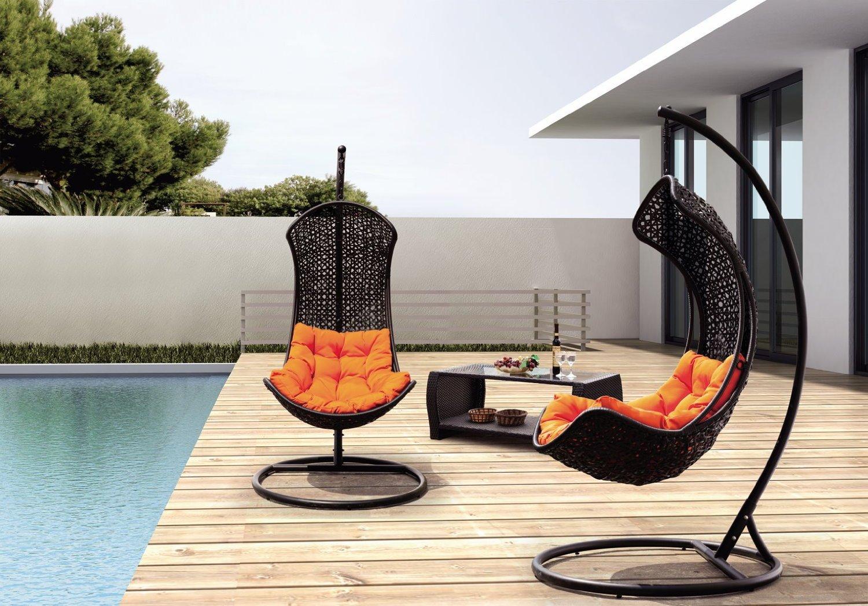 Balance Curve Porch Swing Chair 1