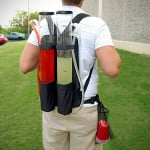 Dual Tank Backpack Drink Dispenser 6