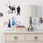 Frozen Wall Decals 4