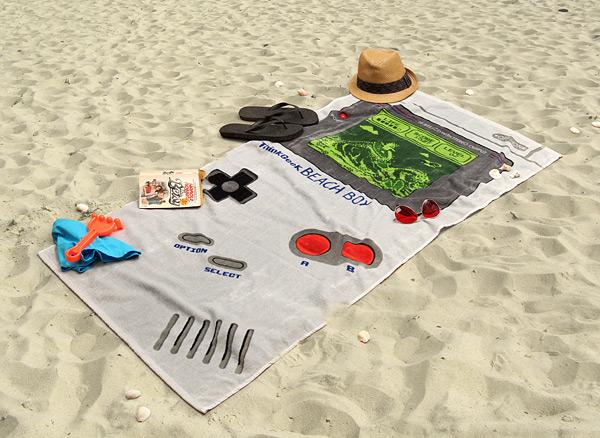 Game Boy Towel 1
