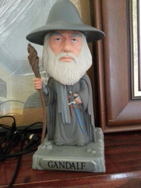 Gandalf Bobblehead 1