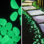 Glow in the Dark Gravel Stones