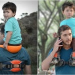 Hands-Free Shoulder Carrier 5