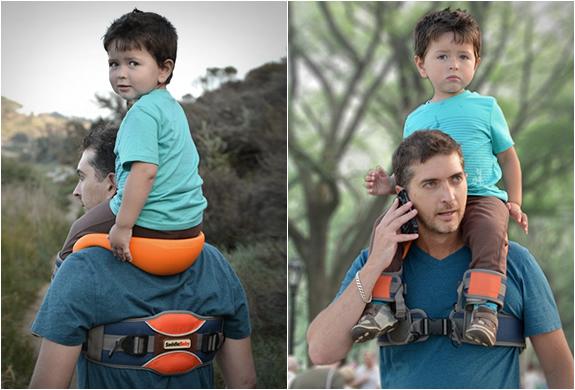 Hands-Free Shoulder Carrier 1