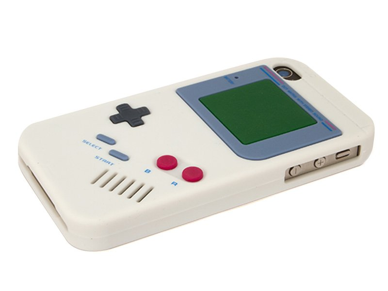 iPhone 4S Nintendo Game Boy Case  1